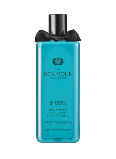 Boutique Sea Breeze & Lemongrass Duş Jeli 500 ml  Renksiz